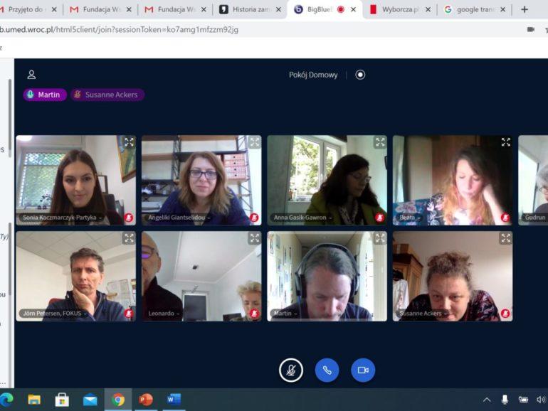 Wymiana międzynarodowych doświadczeń Peer Workers